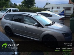Ford Focus 1.6 TDCI - Pullin Power Ltd